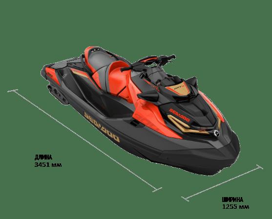 Sea-Doo RXT-X 300 2020 с акустикой