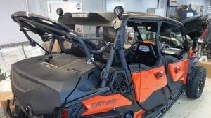 Аксессуары на SSV Maverick Sport Max 1000