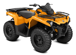 Can-Am OUTLANDER DPS 570