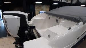 КАТЕР VELVETTE 24 с подвесным мотором EVINRUDE 250 E-TEC. Новый.