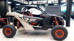 Can-Am Maverick X RS Тurbo RR SMART-SHOX 2021
