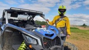 Тест драйв мотовездеходов и квадроциклов CAN-AM. Август 2020