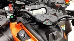 Can-Am OUTLANDER MAX XT-P 650 ABS 2021