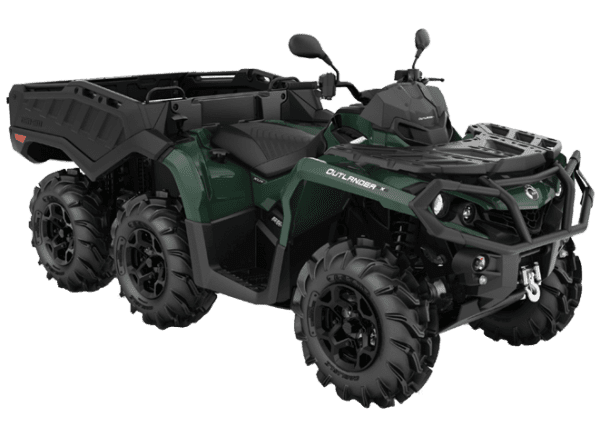 Can-Am OUTLANDER 6×6 XU+ 650 2021