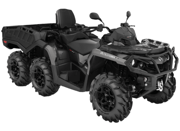 Can-Am OUTLANDER MAX 6×6 XU+ 1000 2021