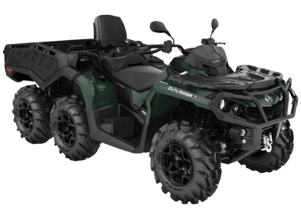Can-Am OUTLANDER MAX 6×6 XU+ 650 2021