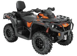 Can-Am OUTLANDER MAX XT-P 1000R+ 2021