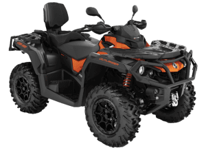 Can-Am OUTLANDER MAX XT-P 1000 ABS-Т 2021