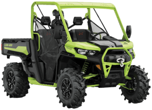 Can-Am TRAXTER XMR HD10 2021