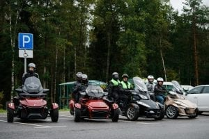 Поездка на СПАЙДЕРАХ в Торжок и Старицу. Август 2020