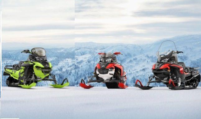 Новинки снегоходов LYNX 2021 модельного года. И снова шаг вперед!