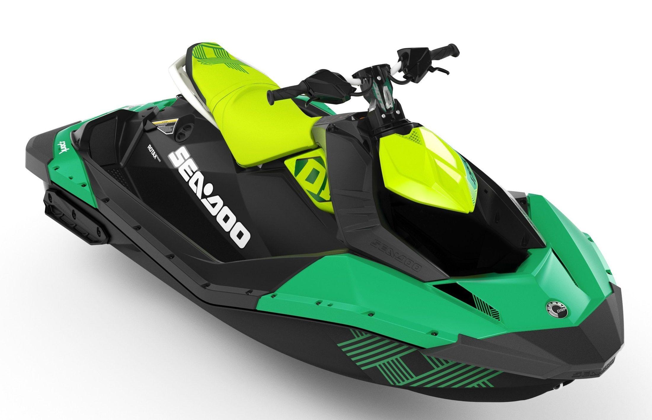 Sea-Doo SPARK IBR 2UP 90 TRIXX 2021