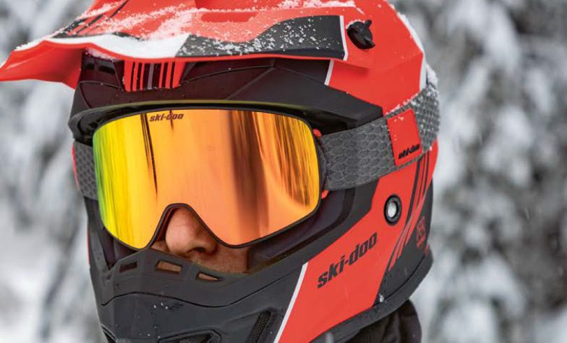 Новинки снегоходной экипировки 2021 Ski-Doo