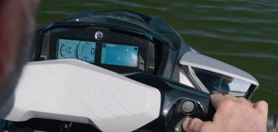 Новинки гидроциклов SEA-DOO 2021