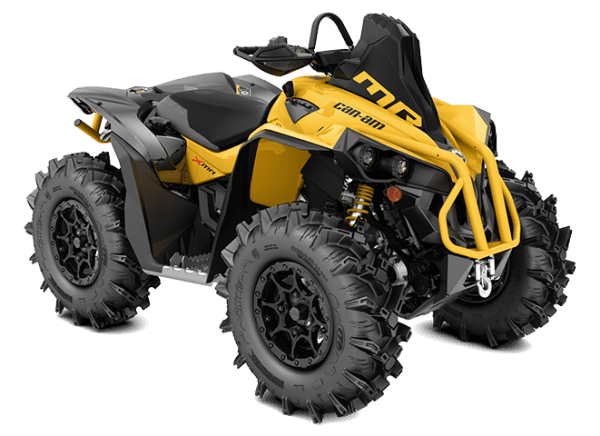 Can-Am RENEGADE X-MR 1000R VISCO-4LOK