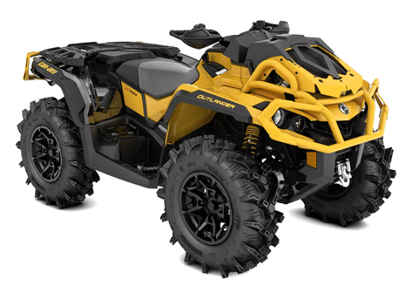 CAN-AM OUTLANDER X MR 1000R+ VISCO-4LOK