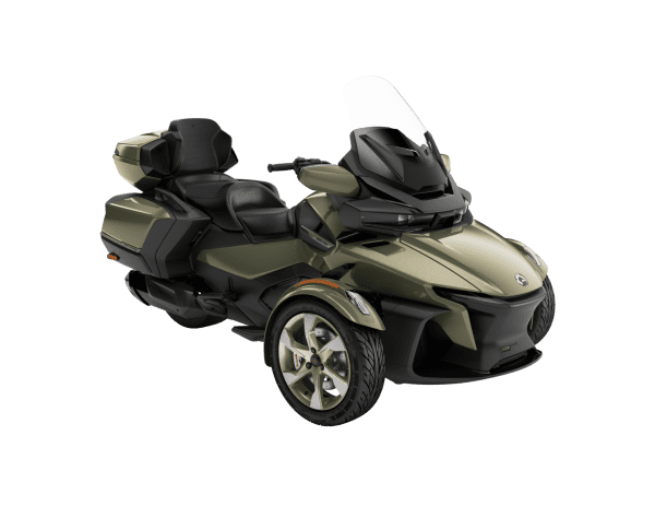 Can-Am SPYDER RT LTD SEA-TO-SKY (2021)