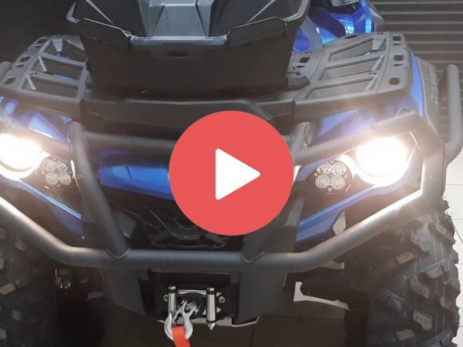 Квадроцикл Can-Am Outlander Max 1000 LTD 2021MY с аксессуарами