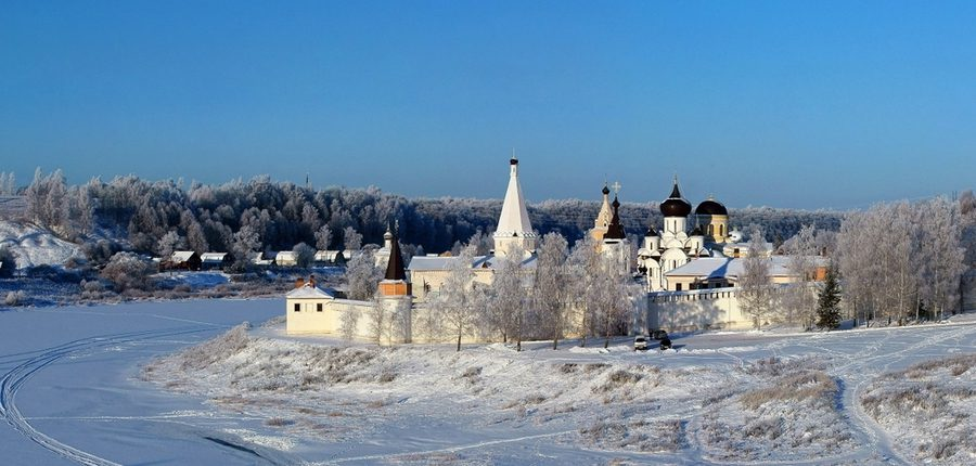 Старицкий район — выезд 27 февраля на снегоходах