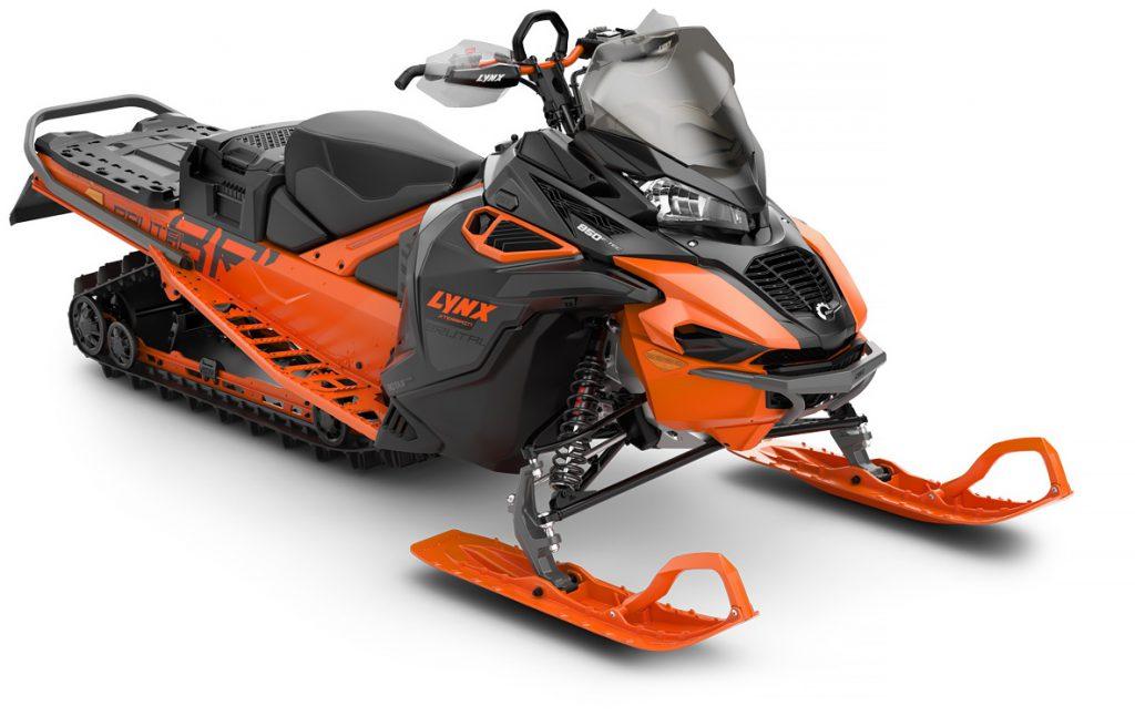 Новинки снегоходов BRP Ski-Doo и Lynx 2022 модельного года