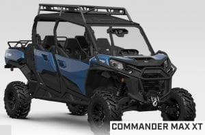 Can-Am COMMANDER 1000R XT