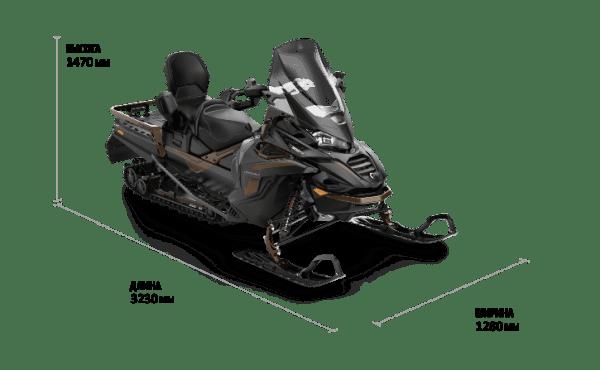 Lynx COMMANDER GT 900 ACE TURBO 2022