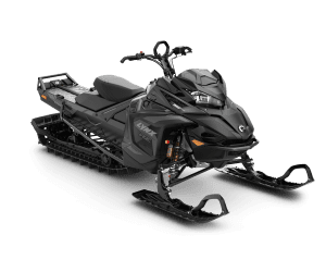 Lynx BOONDOCKER RE 3700 850 E-TEC DSHOT BLACK EDITION 2022
