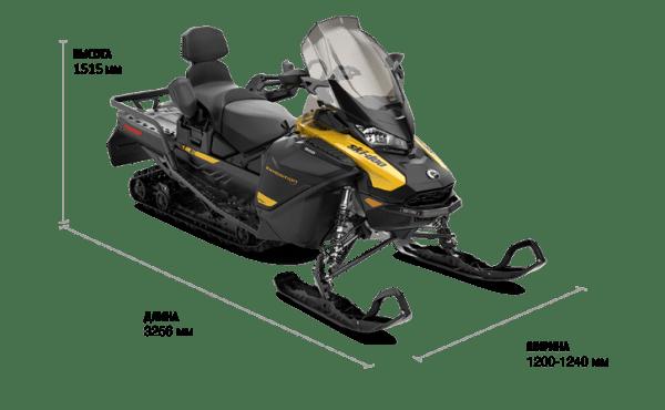 Ski-Doo EXPEDITION LE 900 ACE 2022