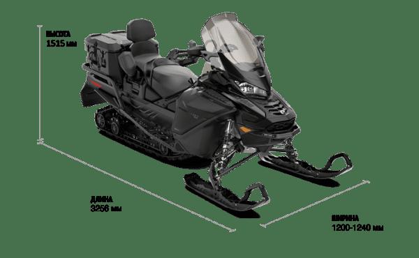 Ski-Doo EXPEDITION SE 900 ACE TURBO 2022