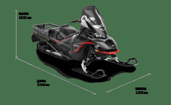 Lynx COMMANDER 600R E-TEC 2022