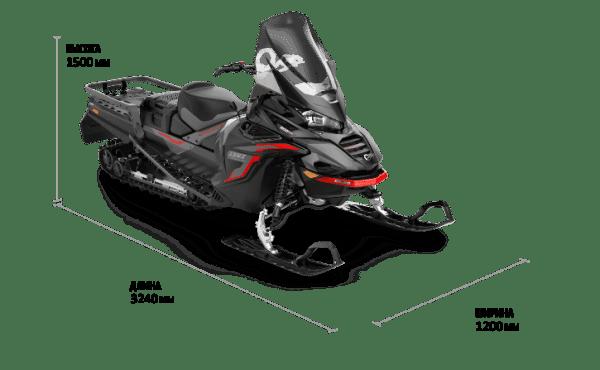 Lynx COMMANDER 900 ACE TURBO 2022