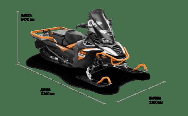 Lynx 69 RANGER ALPINE 900 ACE TURBO 2022