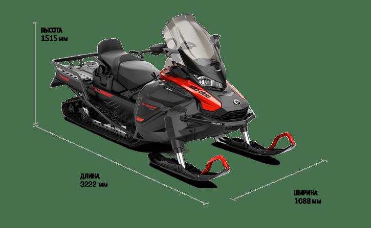Ski-Doo SKANDIC SWT 900 ACE 2022