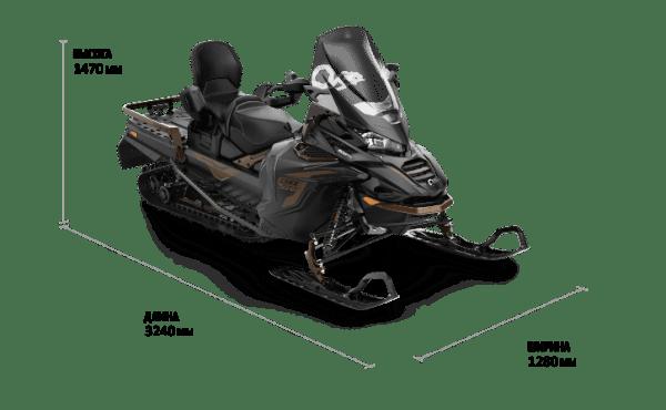 Lynx 69 RANGER SNOWCRUISER 900 ACE TURBО 2022