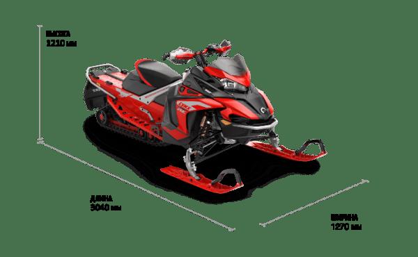 Lynx RAVE RE 850 E-TEC 2022