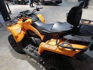 OUTLANDER MAX 570 DPS