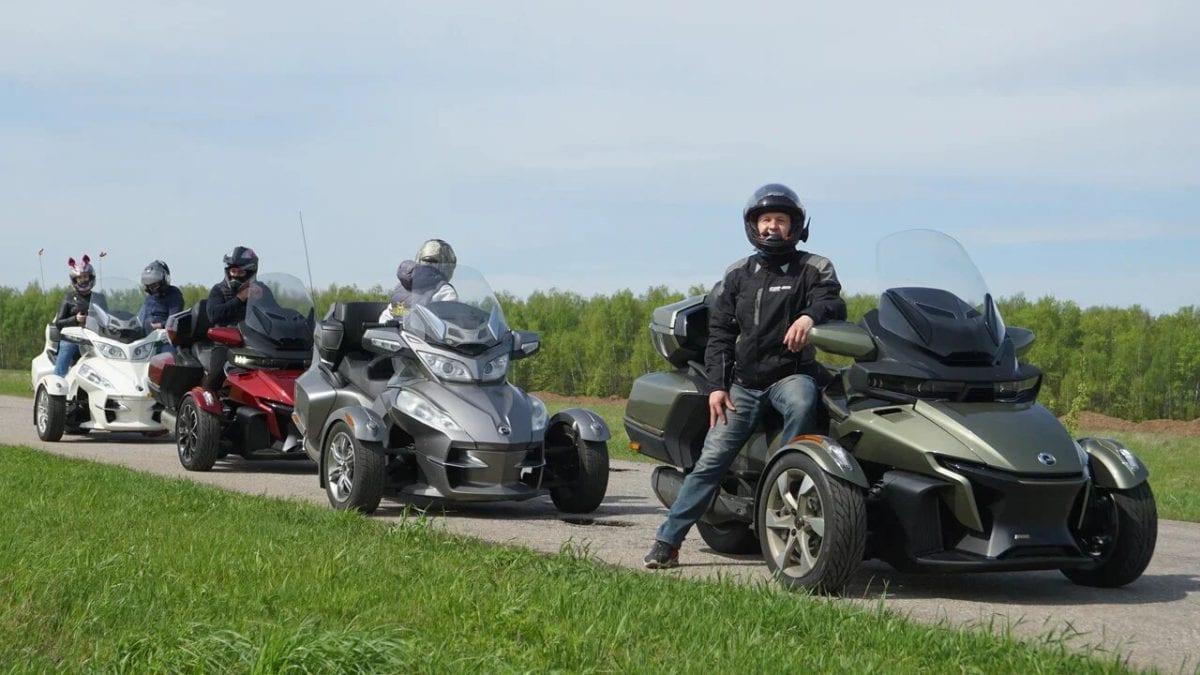 Тула и Тульская область. 14-15 мая 2021 выезд на трициклах