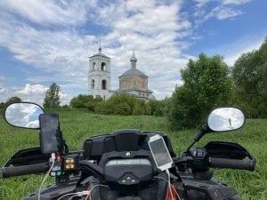"28 мая 2021 прошла разведка квадромаршрута ""Три реки"""