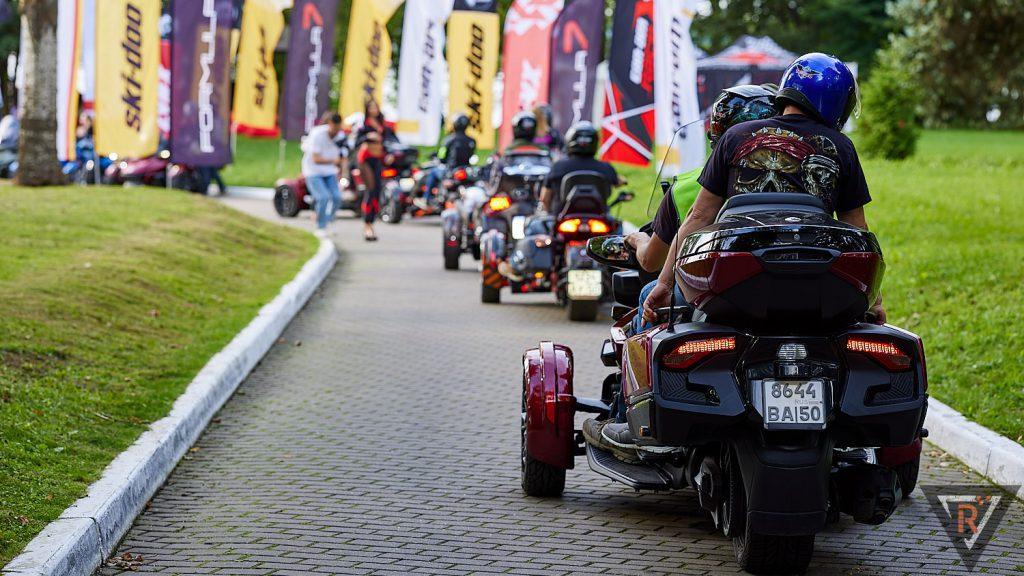 14 августа 2021 прошел первый Can-Am On-Road Festival