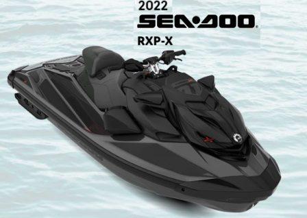 Анонс гидроциклов, аксессуаров и экипировки SEA-DOO 2022