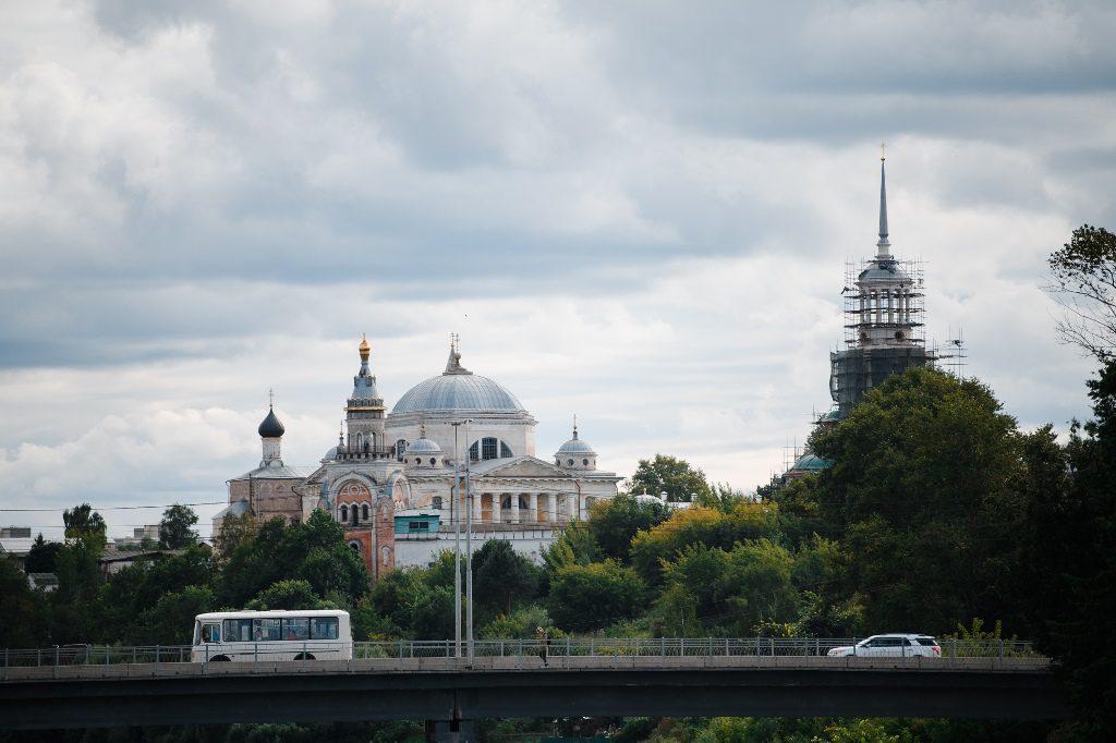 Красоты Тверской области на трициклах 18 сентября