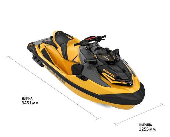 Sea-Doo  RXT-XRS 300 2022 с аудиосистемой
