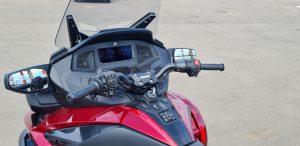 Трицикл Can-Am SPYDER RT LIMITED с пробегом