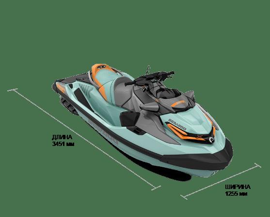 Sea-Doo WAKE PRO 230 2022 с аудиосистемой